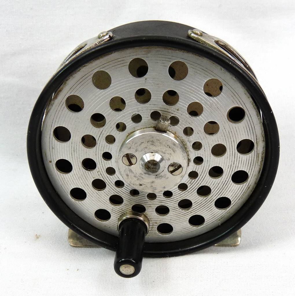 Vintage martin precision 63 fly fishing reel ebay for Fly fishing reels ebay